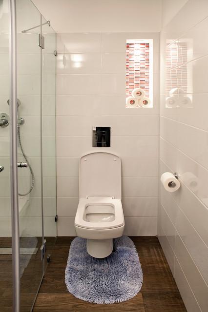 Luxury Appartment In Tel Aviv Modern Bathroom Tel