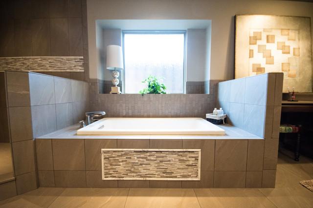 Luxury Bath contemporary-bathroom