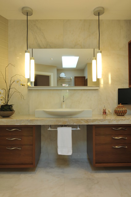 Luxury Bathroom - Transitional - Bathroom - vancouver - by CCI Renovations