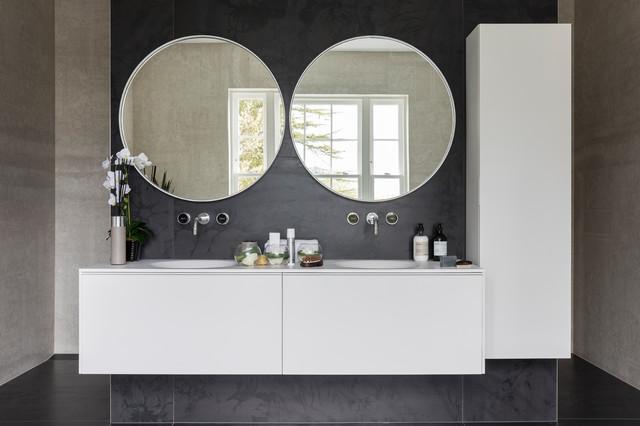 Luxury Bathroom Eaton Park Contemporary Bathroom London By Linear London Kitchens