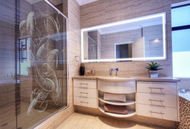 Luxury Bathroom In Sydney Australia Asian Bathroom Sydney By Clearlight Designs