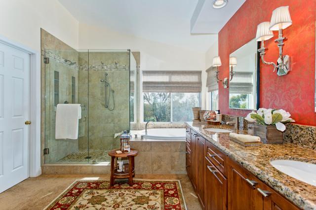Luxury Bathroom Remodel traditional-bathroom