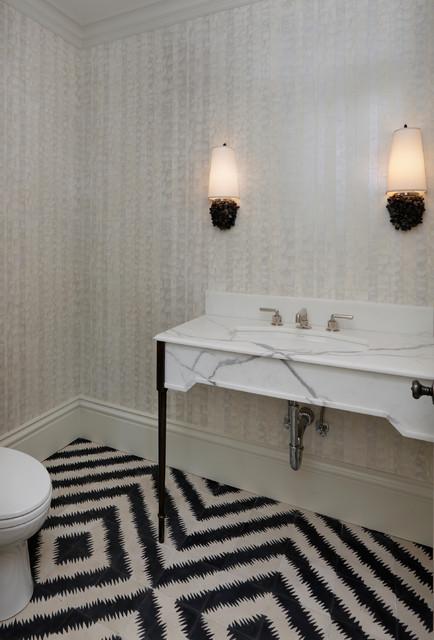 Luxury Bathrooms by Markay Johnson Construction contemporary-bathroom