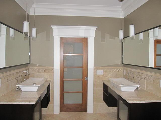 Luxury Bathrooms modern-bathroom