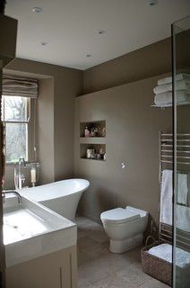 Luxury bedroom en suite contemporary bathroom kent for Bathroom design kent