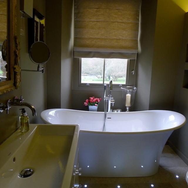 Luxury Bedroom En Suite Contemporary Bathroom Kent By Gabriel Holland Interior Design