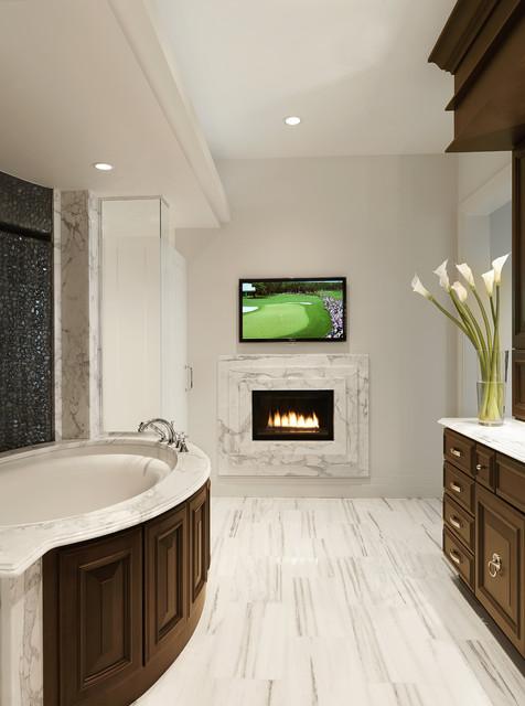 Luxury Condominium contemporary-bathroom