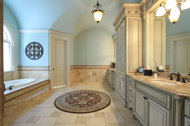 Wondrous Luxury Custom Bathrooms Traditional Bathroom Atlanta Beutiful Home Inspiration Semekurdistantinfo