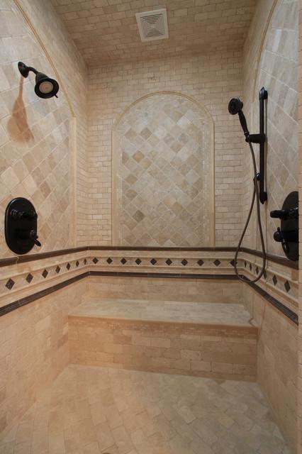 Custom Bathroom Tile : Luxury custom bathrooms