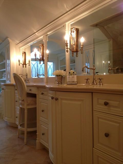 luxury ensuite traditional bathroom toronto by anderson
