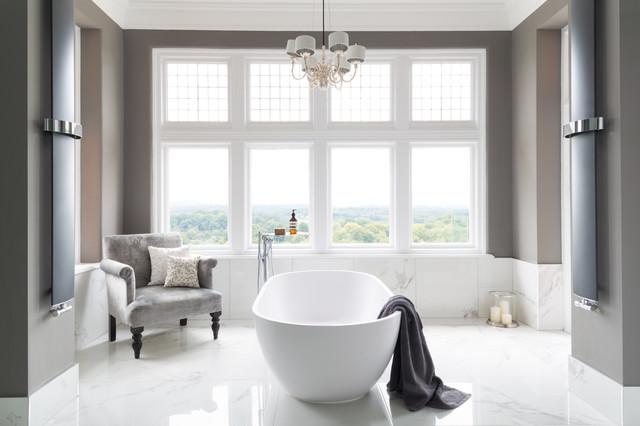 Luxury Ensuite Bathroom Designed By Ripples Contemporary