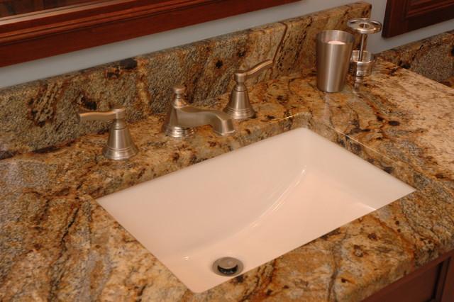 Luxury Master Bath traditional-bathroom