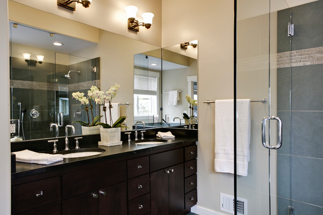 Luxury Master Bath Suite Craftsman Bathroom San: luxury master bathroom suites