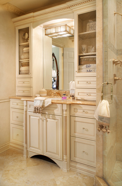 Luxury Master Bathroom Designs luxury master bathroom remodel - mediterranean - bathroom - new