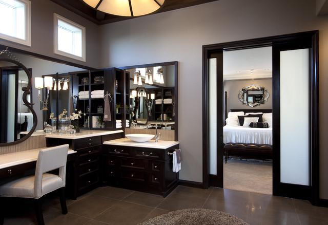 Luxury master bathroom traditional bathroom san for San diego bathroom designs