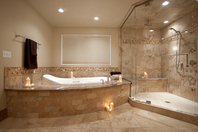 Brentford contemporary-bathroom