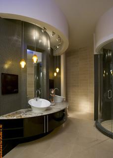 Luxury Master Suite - Contemporary - Bathroom - Phoenix - by Wintercreative Interior Design ...