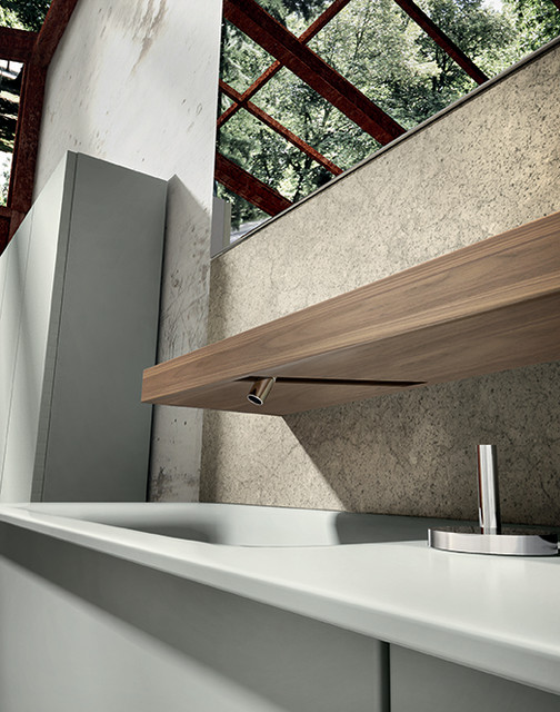 Luxury Modern Italian Bathroom Vanities modern-bathroom