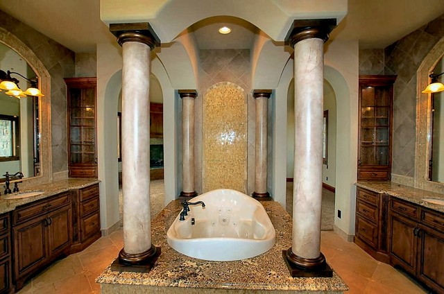 ... - Traditional - Bathroom - denver - by Timber Ridge Properties