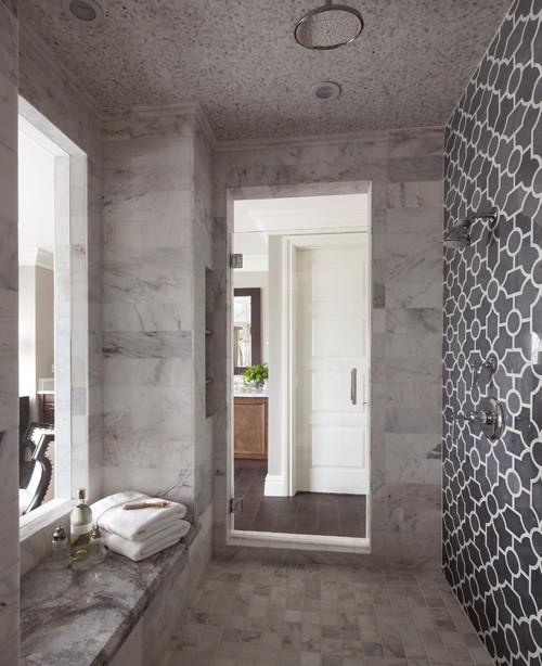 Luxury Stone Shower: Robeson Design