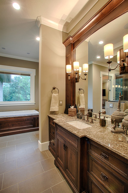 Luxury traditional home in dayton oh traditional bathroom