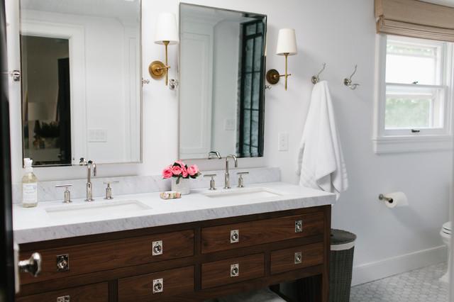 Lynwood remodel bathroom salt lake city by studio mcgee for Bath remodel salt lake city