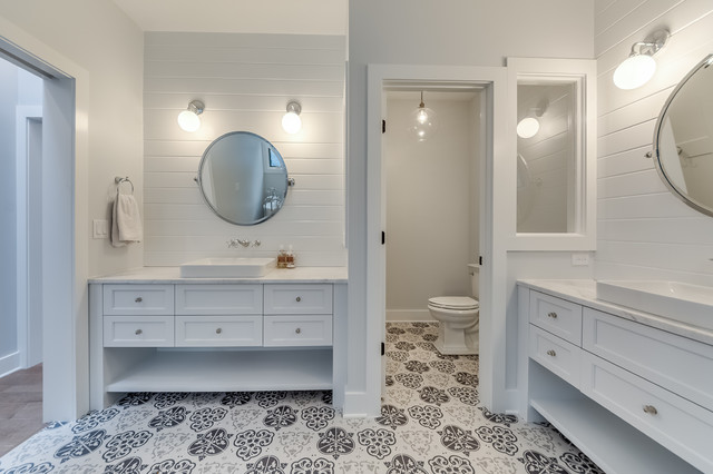 M House Development Bathroom Chicago By Picture