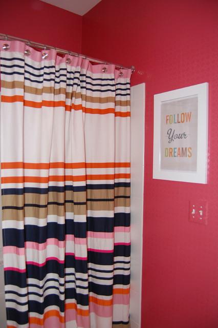 M/I Homes - Ashburn Place eclectic-bathroom