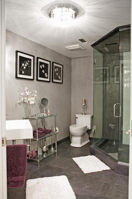M.J. Whelan Construction contemporary-bathroom