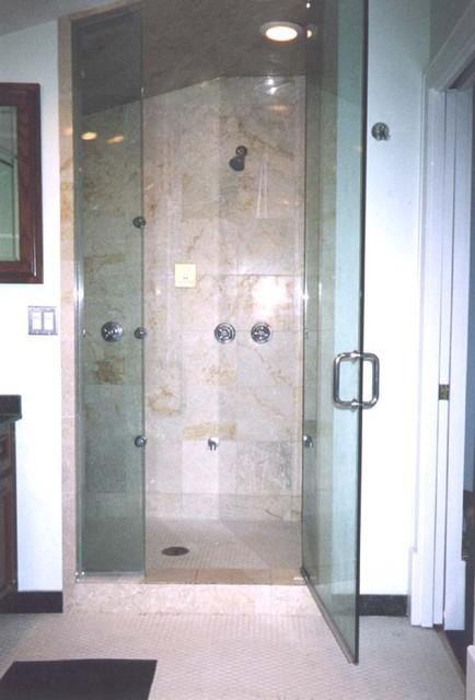 Macander Residence, Master Bath Suite traditional-bathroom