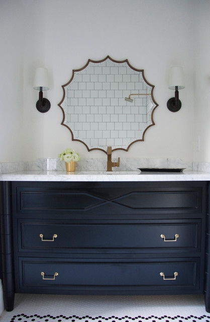 Madison Transitional Bathroom Toronto By Meredith