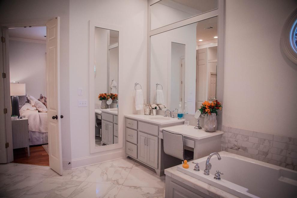 Madison MS - Traditional - Bathroom - Jackson - by KSM ...