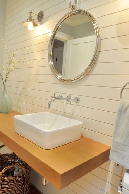Madison Park Residence traditional-bathroom