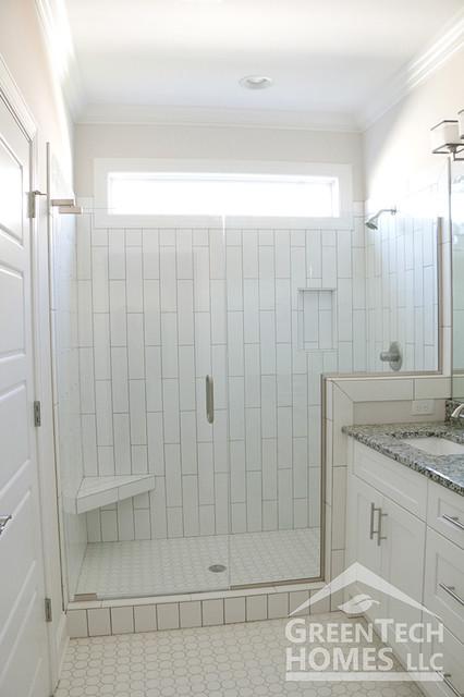 Madison Park SouthSide Chattanooga Farmhouse Bathroom