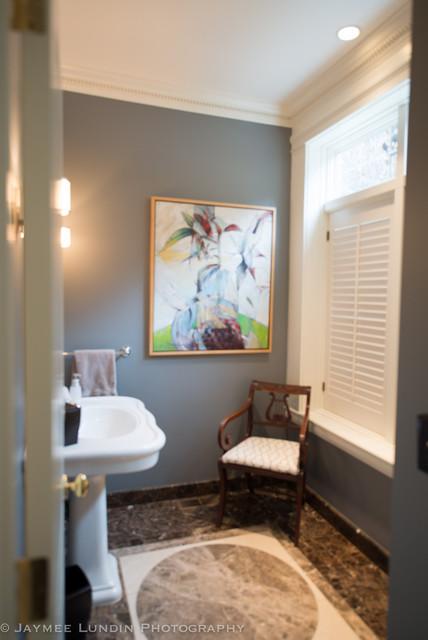 Magnolia Redesign traditional-bathroom