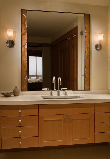 magnolia renovation modern bathroom seattle by finne architects. Black Bedroom Furniture Sets. Home Design Ideas