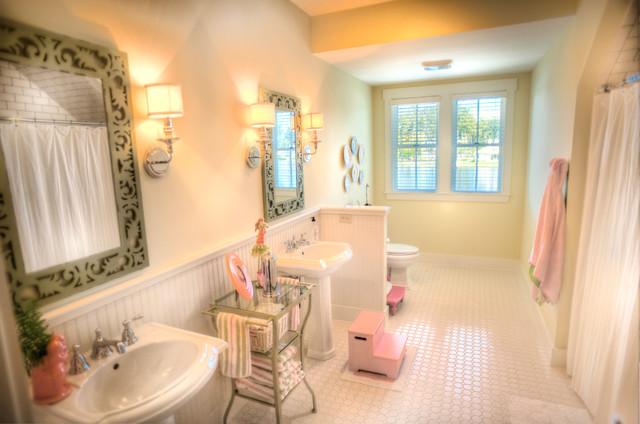 Magnolia - Traditional - Bathroom - charleston - by Shoreline Construction and Development