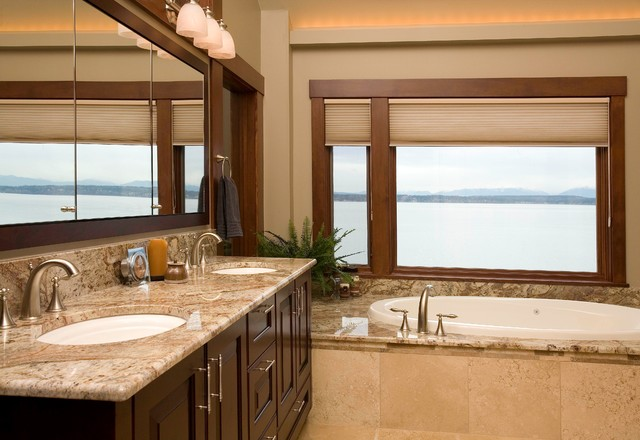 Magnolia Waterfront traditional-bathroom