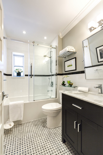 Main bath makeover contemporary bathroom toronto for Main bathroom designs