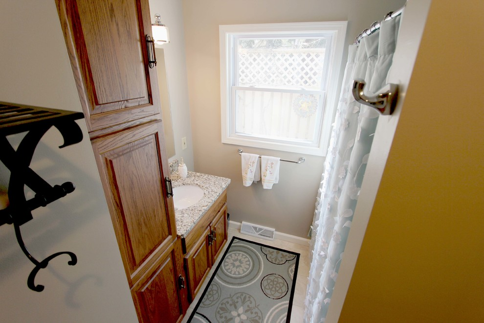Main Bathroom Remodel, Medina, OH # - Traditional ...