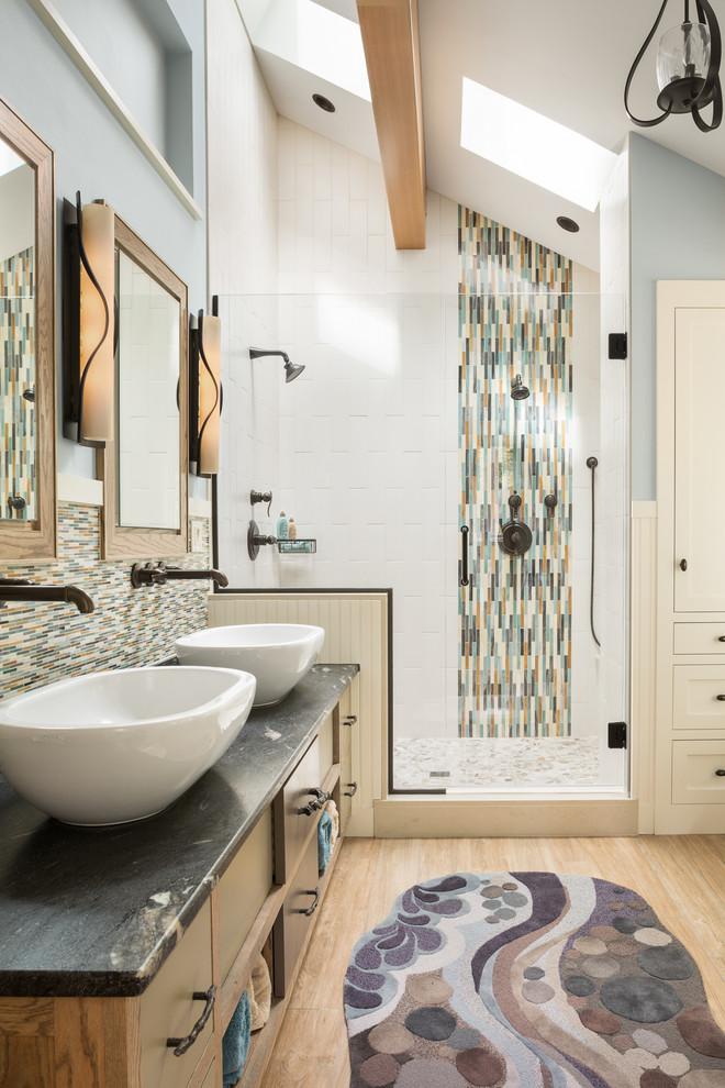 Maine Cottage - Contemporary - Bathroom - Portland Maine ...