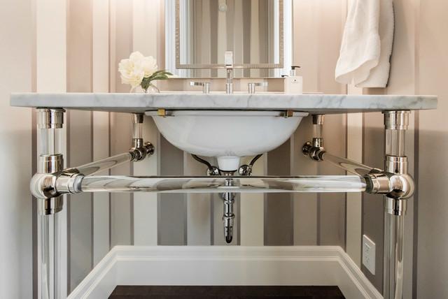 Maison Fine Homes & Interior Design - Traditional - Bathroom - other ...