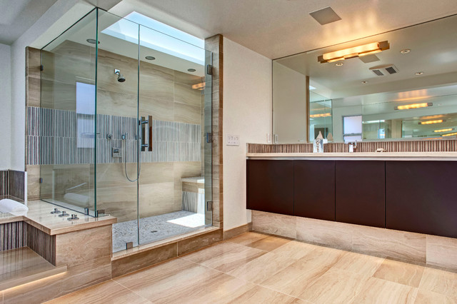 Maister Project Contemporary Bathroom Orange County By Cantoni Designer Sarah Monaghan