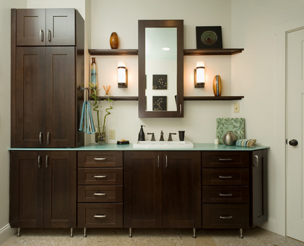 Majestic Kitchens contemporary-bathroom