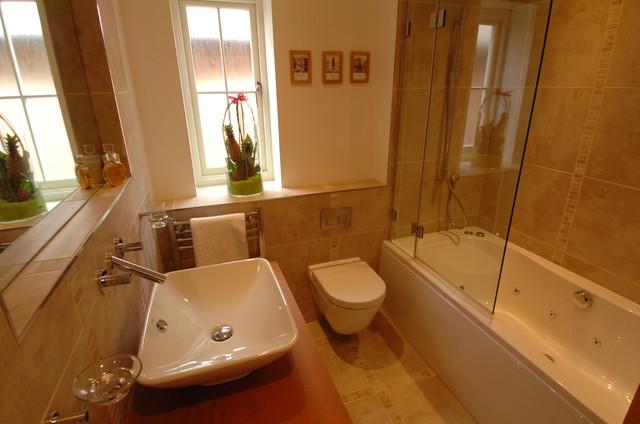 Making A Splash Traditional Bathroom West Midlands By Lisa Melvin Design
