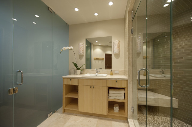 Malibu Home Remodel contemporary-bathroom