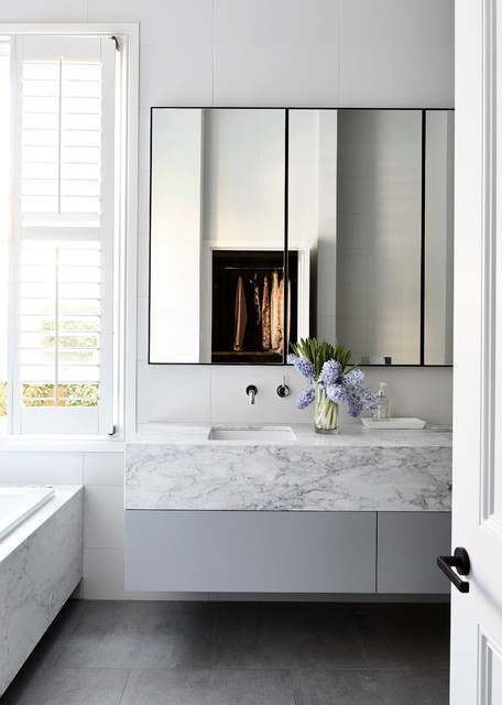 ... - Contemporary - Bathroom - Melbourne - by Austin Design Associates