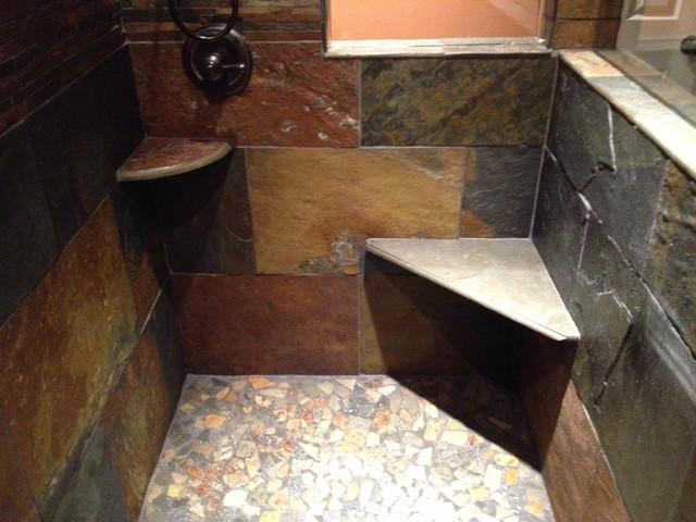 Man Cave Shower : Man cave shower remodel