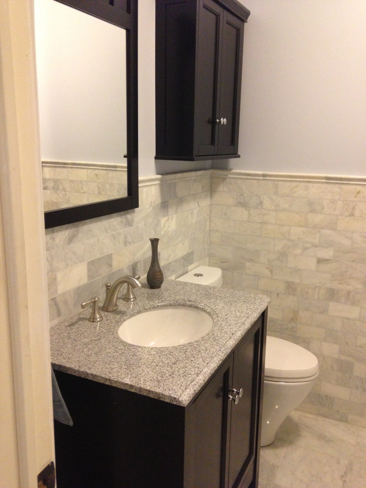 Manhattan Bathroom Redesign