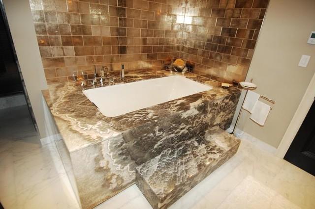 Manhattan bathroom remodeling contemporary-bathroom